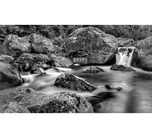 East Kiewa River Photographic Print