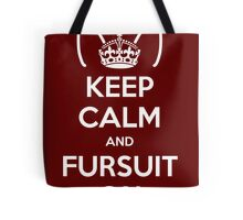 Keep Calm and Fursuit On Tote Bag
