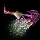 neon lights by Dakota Mercer