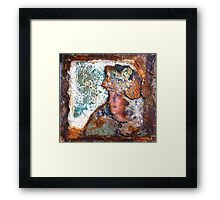 Ancient Inner Goddess Framed Print