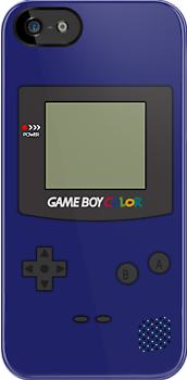 GameBoy Color - Original  by LemonScheme