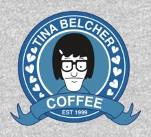Tina Belcher Coffee Baby Tee