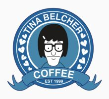 Tina Belcher Coffee Kids Clothes