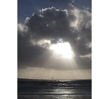 Kite, Surf and Sun Photographic Print