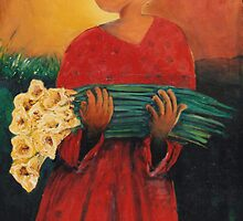 Peace Offering by Saren Dobkins