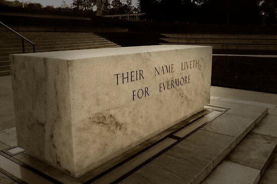 Stone of Remembrance by MissFrosty