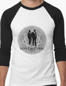 Supernatural Files Men's Baseball ¾ T-Shirt