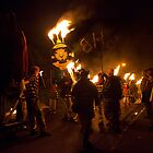 South Heighton Bonfire Parade by mikebov