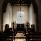 St Benedict Paddlesworth by Dave Godden