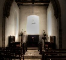 St Benedict Paddlesworth by Dave Godden