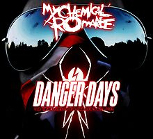 MY CHEMICAL ROMANCE DANGER DAYS by GAGAKGALAK