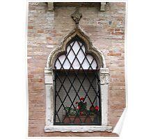 windows of Venice 5 Poster