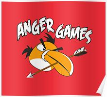 Anger Games Poster
