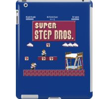 Super Step Brothers iPad Case/Skin
