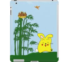 Happy Bun Bun iPad Case/Skin