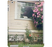 I'll be waiting for you when you return iPad Case/Skin