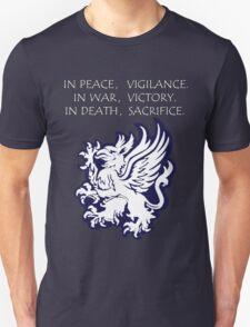 Grey Warden dragon age Unisex T-Shirt