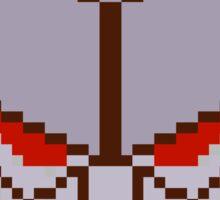 Pixel Megatron Sticker