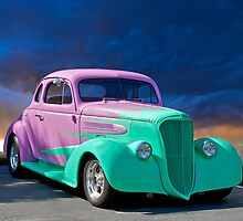1937 Chevy Coupe by DaveKoontz