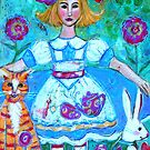 ALICE IS by kimberlysdream