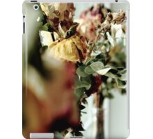 dRY fLOWER  iPad Case/Skin