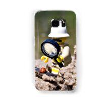 Inspector's Phone Samsung Galaxy Case/Skin