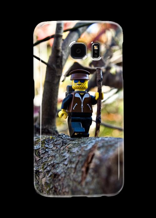 Hiker phone by Dan Phelps