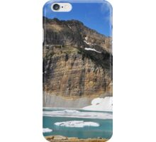 Grinnell Glacier iPhone Case/Skin