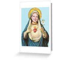 Rose Nylund Greeting Card