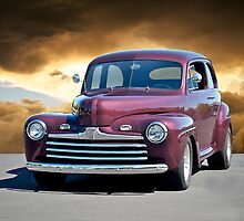 1946 Ford Sedan by DaveKoontz