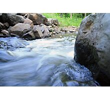 Chester Creek Photographic Print