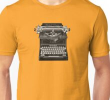 The Madison Review Typewriter Unisex T-Shirt