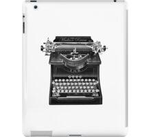 The Madison Review Typewriter iPad Case/Skin
