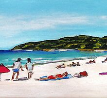 Noosa Sunshine  by gillsart