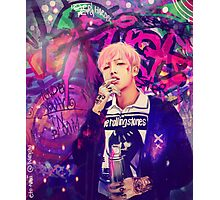 PinkJoon Photographic Print