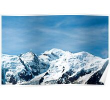 Mont Blanc France - Pro Photo Poster