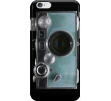 retro camera collection iPhone Case/Skin