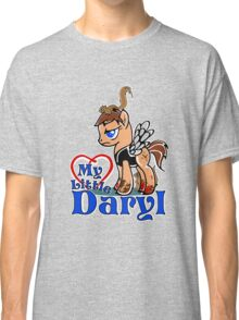 My Little Daryl Pony Classic T-Shirt