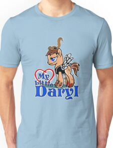 My Little Daryl Pony Unisex T-Shirt
