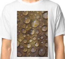 Fall Water Droplets Classic T-Shirt