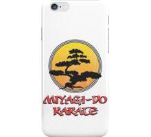 Miyagi-Do Karate iPhone Case/Skin