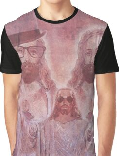 Jesus With Out The Brand Graphic T-Shirt