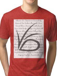 VFD Tri-blend T-Shirt