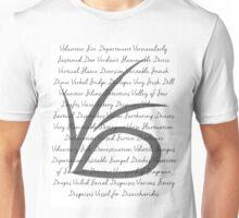 VFD Unisex T-Shirt