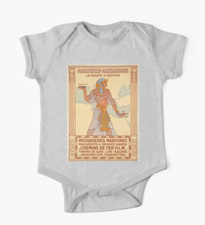 Vintage poster - Egypt One Piece - Short Sleeve
