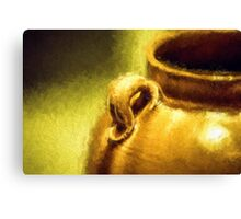 Turner's Pot             (WT) Canvas Print