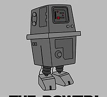 I've Got the Power Droid by wanderingent
