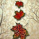 Fall Series #1 by Elizabeth Burton