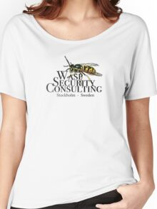 Wasp Security Consulting Women's Relaxed Fit T-Shirt