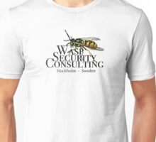 Wasp Security Consulting Unisex T-Shirt